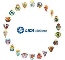 Clasificación Liga Adelante - Segunda Division Fútbol España